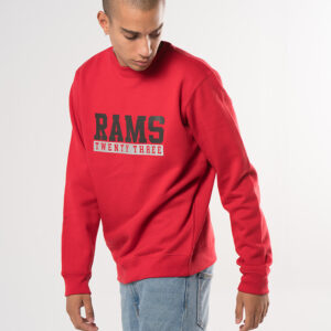 Sudadera de Cuello Redondo Rams Twenty Three